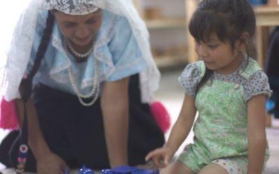 Las mujeres guías Montessori