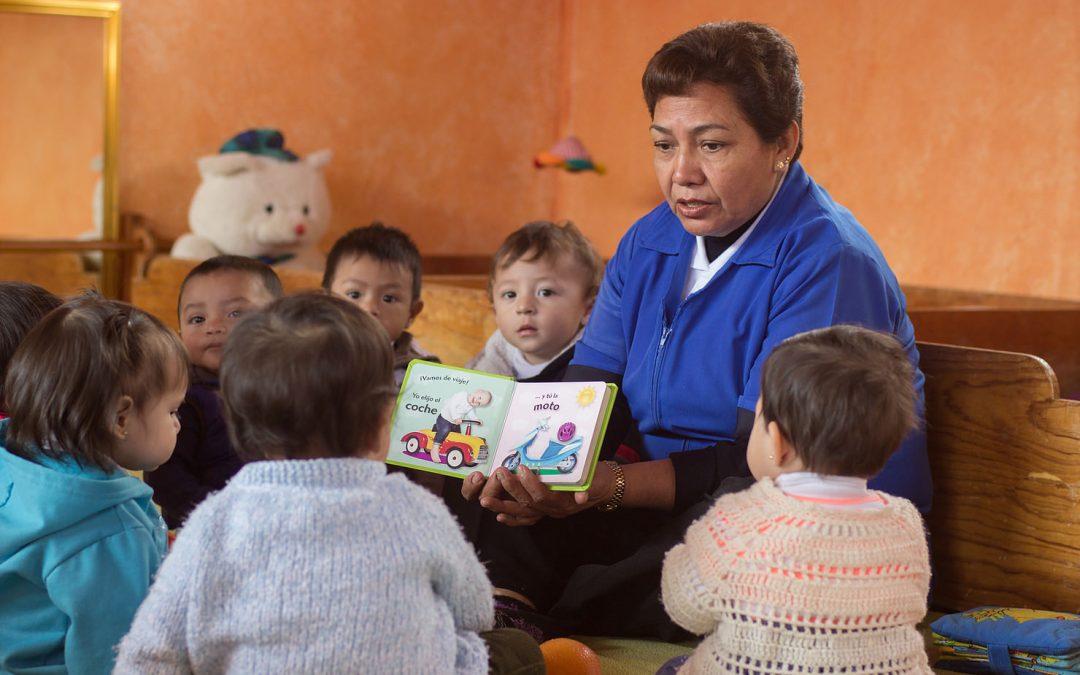 PRAE se suma a Pacto por la Primera Infancia